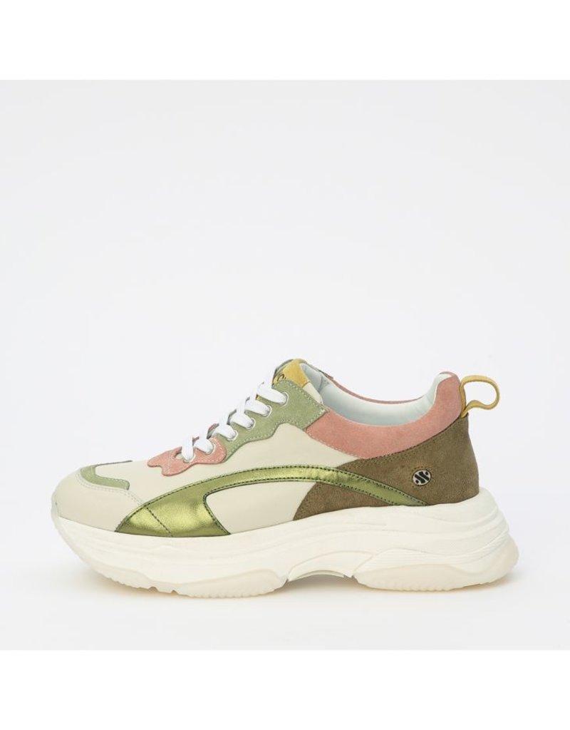 Kunoka Kunoka shoe soft green 56215/10