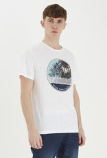 Blend Tee wit 56386/1