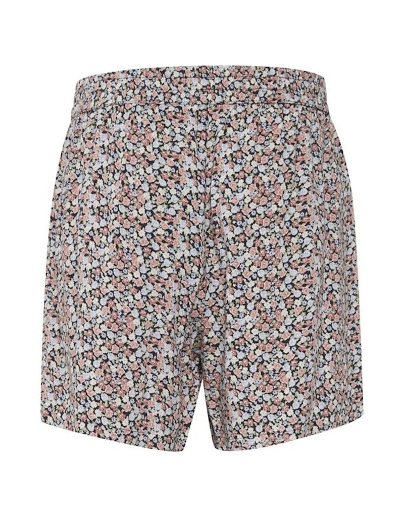 B-young Shorts bloemenprint 56832/7