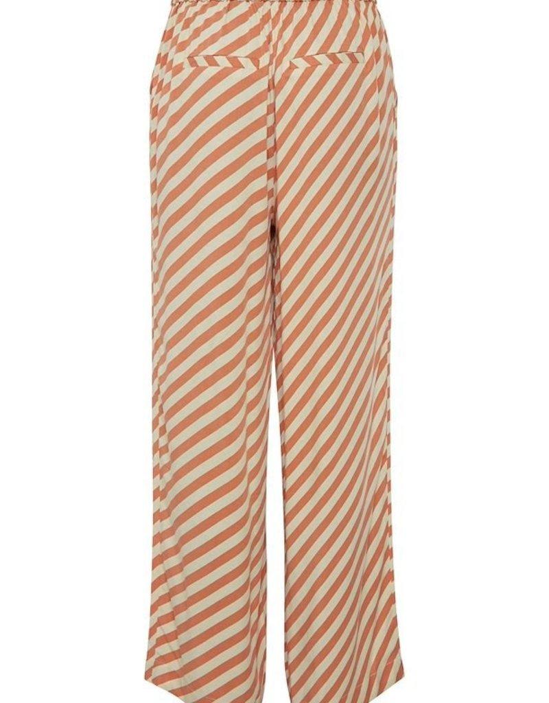 Ichi D-Broek strepen oranje 56762/6