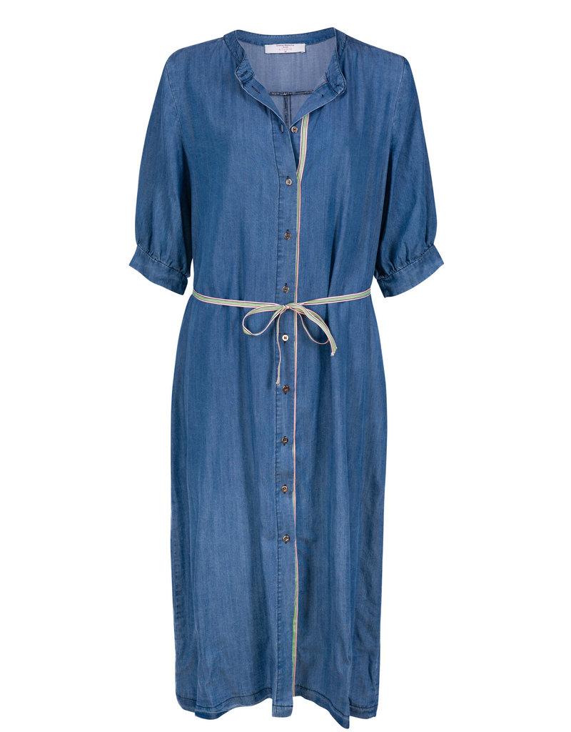 Dame Blanche Long dress light blue 56646/18