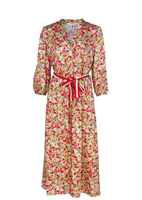 Dame Blanche Long dress Monaco