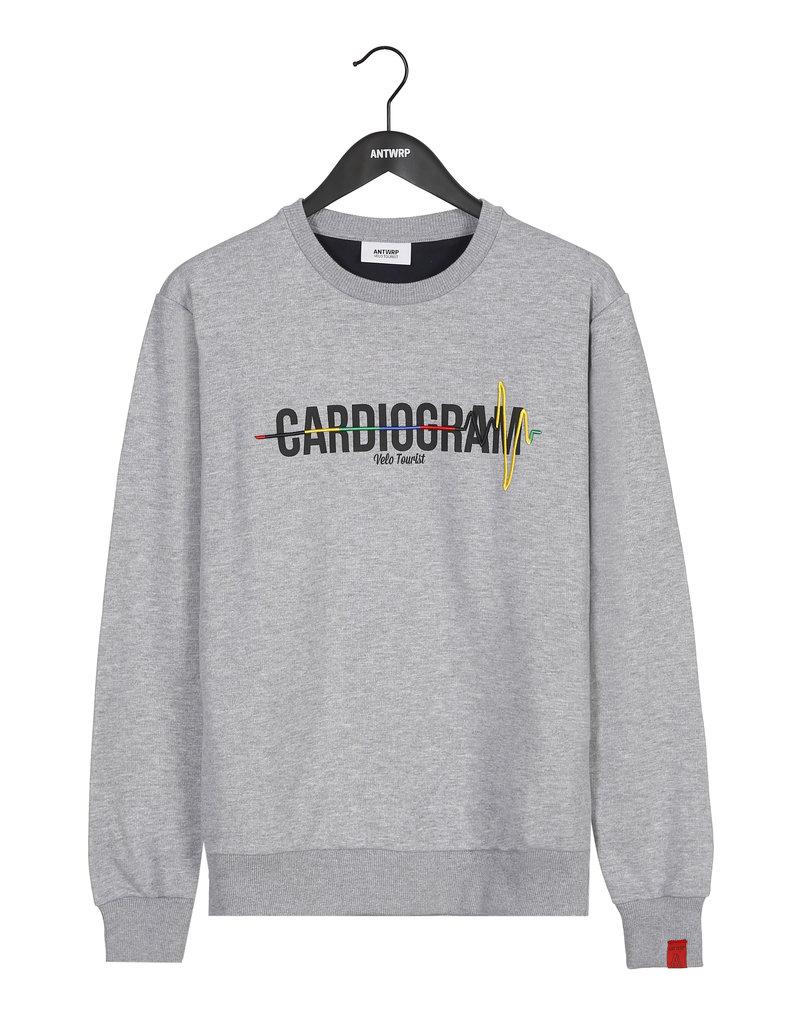 Antwrp Sweater grey 56732/16