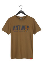 Antwrp Tee brown 56735/21