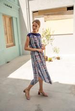 Sita Murt Printed viscose dress multicolor 56797/20