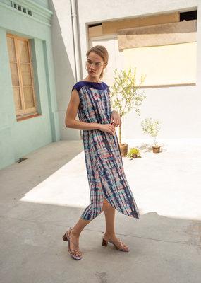 Sita Murt Printed viscose dress