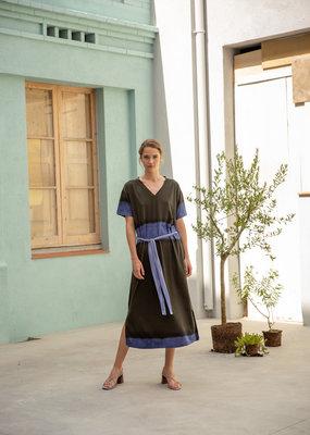 Sita Murt Tie Dye cotton dress