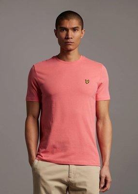 Lyle&Scott Tee Punch pink