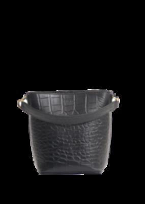 O MY BAG Bobbi Bucket croco