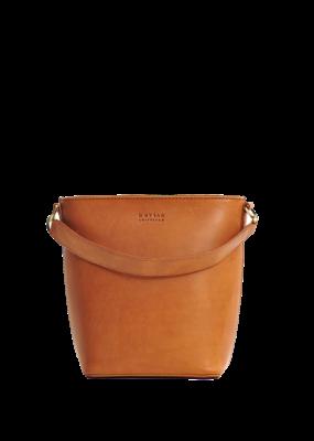 O MY BAG Bobbi bucket cognac
