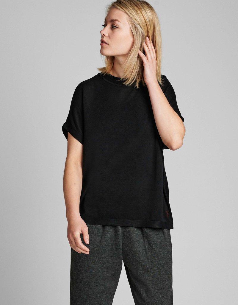 Nümph Pull zwart 56993/17