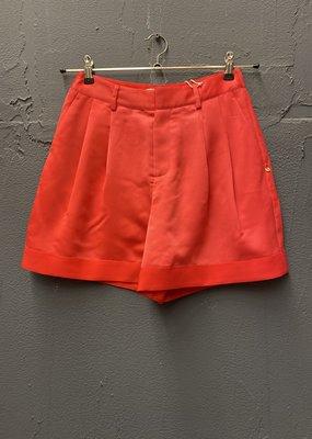 Maison Scotch Longer lenght tailored short rood
