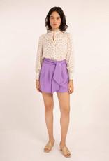 FRNCH Short lila 57030/15