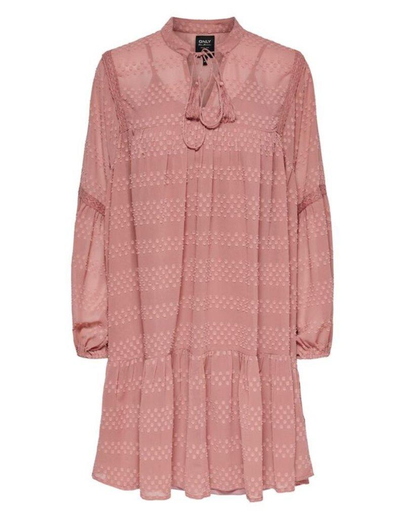 Only Kleedje roze 56505/7