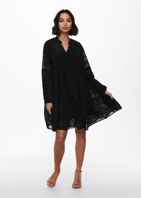 Only Elisa dress black - Copy
