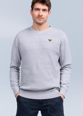 PME R-neck cotton knit