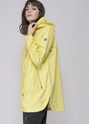 Tantä regenjas  geel