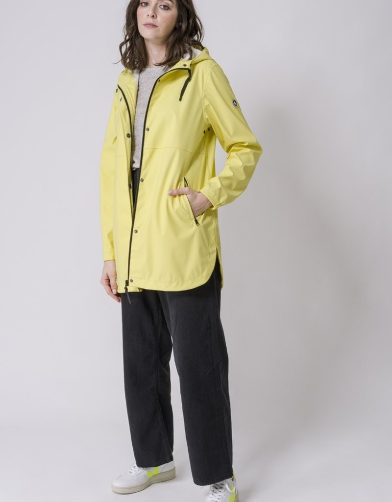 Tantä Rainjacket yellow 56941/3