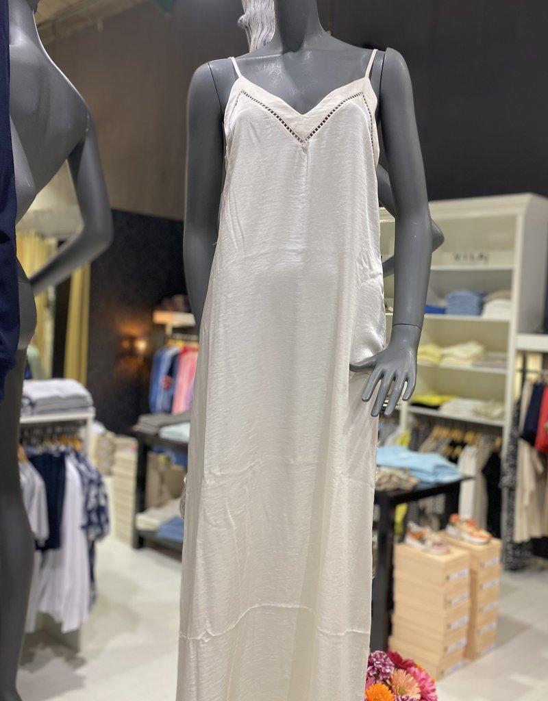Vila Singlet dress ecru 56475/20