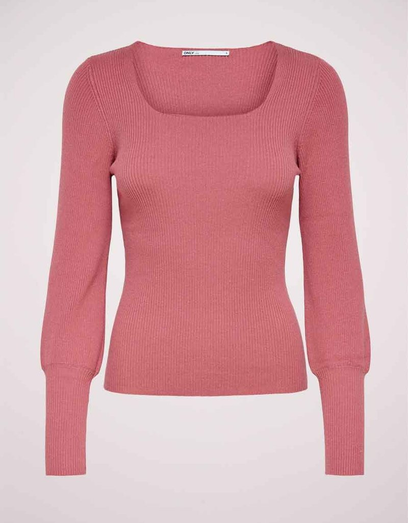 Only pull roze-rood 56508/7