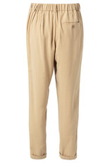 Yaya Relaxed fit trousers beige 56162/4