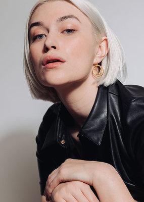Laurence Delvallez Grace earrings