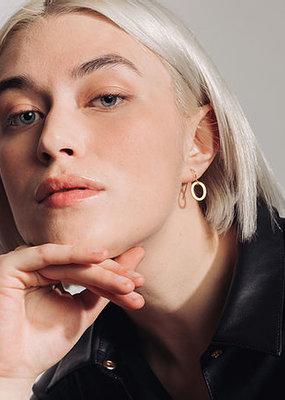 Laurence Delvallez Ubi earrings