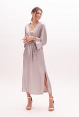 Nathalie Vleeschouwer Long dress silver