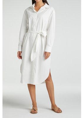 Yaya Maxi dress white