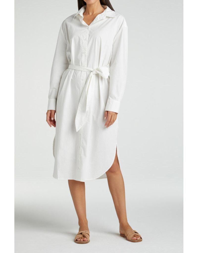 Yaya Maxi dress white 56200/1