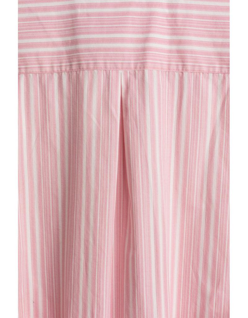 Yaya Printed dress roze 56201/15