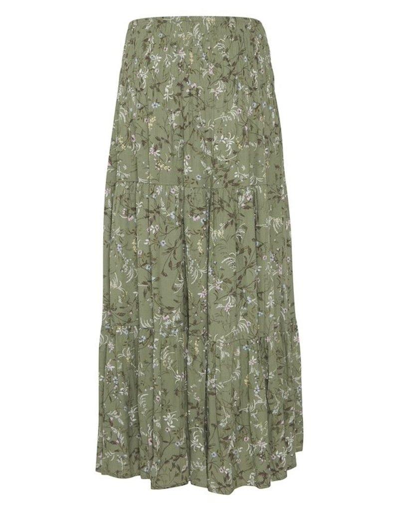 B-young Long skirt kaki 57077/21