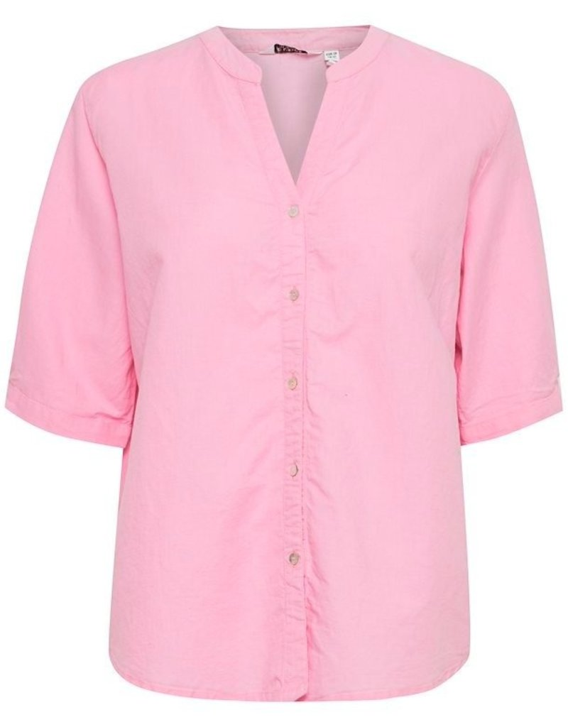B-young Bloes korte mouw roze 57079/7