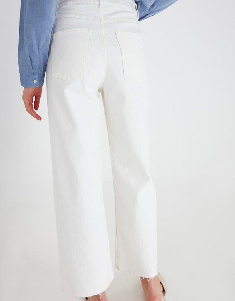 B-young Ecru jeans 57089/2