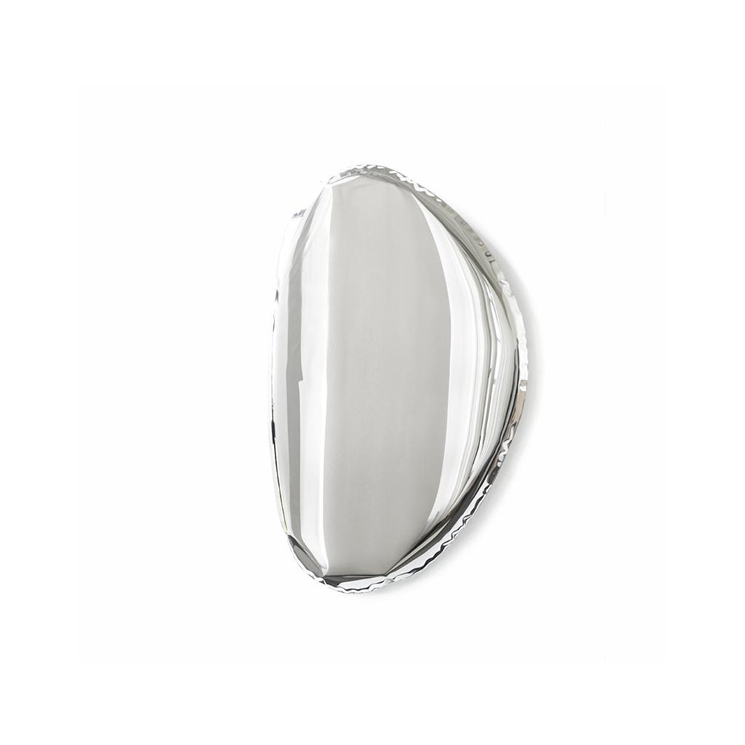 Oskar Zieta TAFLA mirror INOX - O series - Oskar Zieta