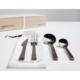 Valerie Objects Giftbox Bestek geborsteld koper (16-delig) - Maarten Baas