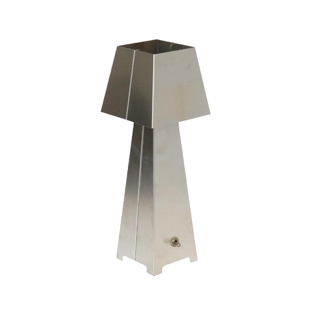 Piet Hein Eek Tafellamp aluminium - Piet Hein Eek
