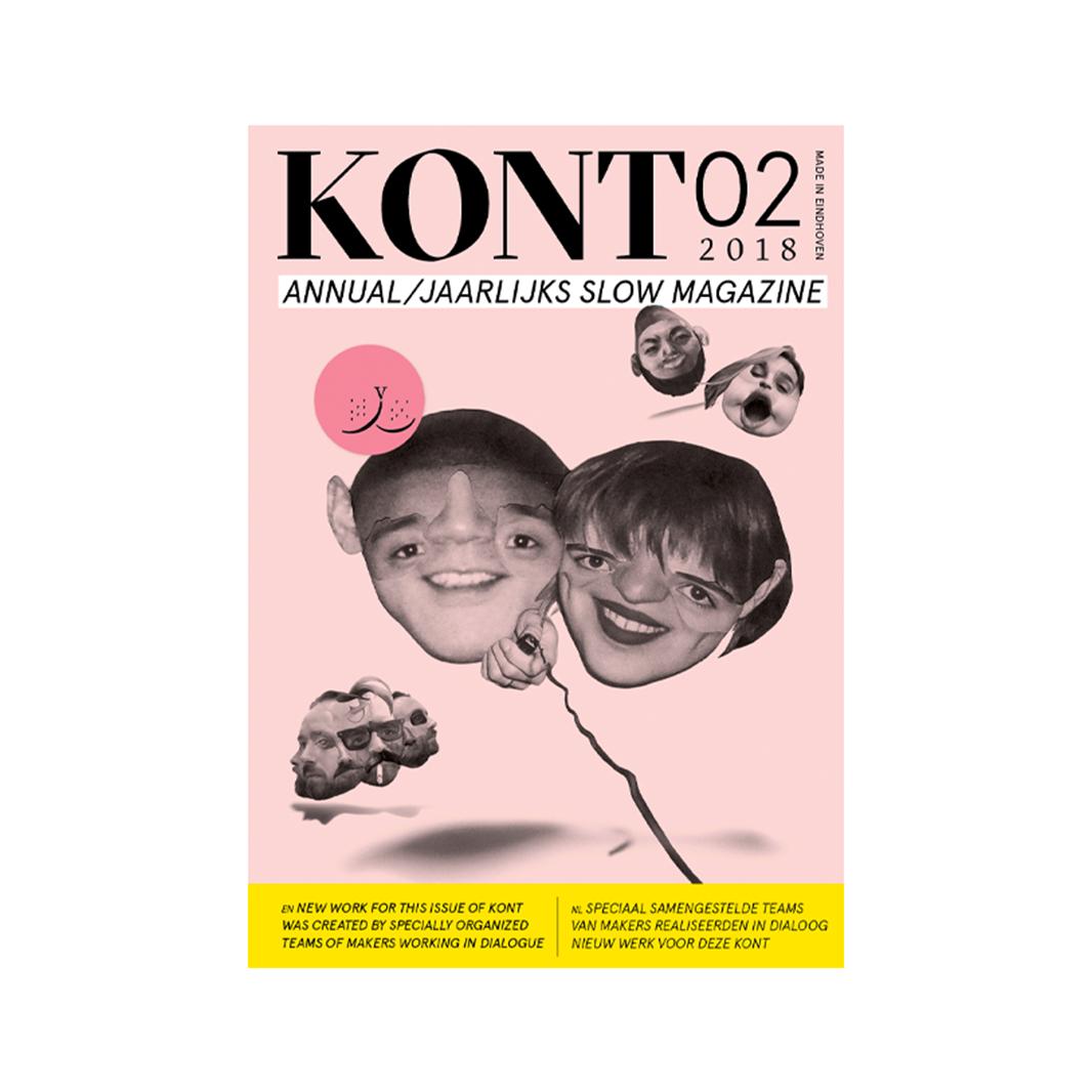 KONT magazine KONT magazine 02 - 2018