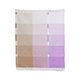 Raw Color Index collection Duotone theedoek beige + paars - Raw Color