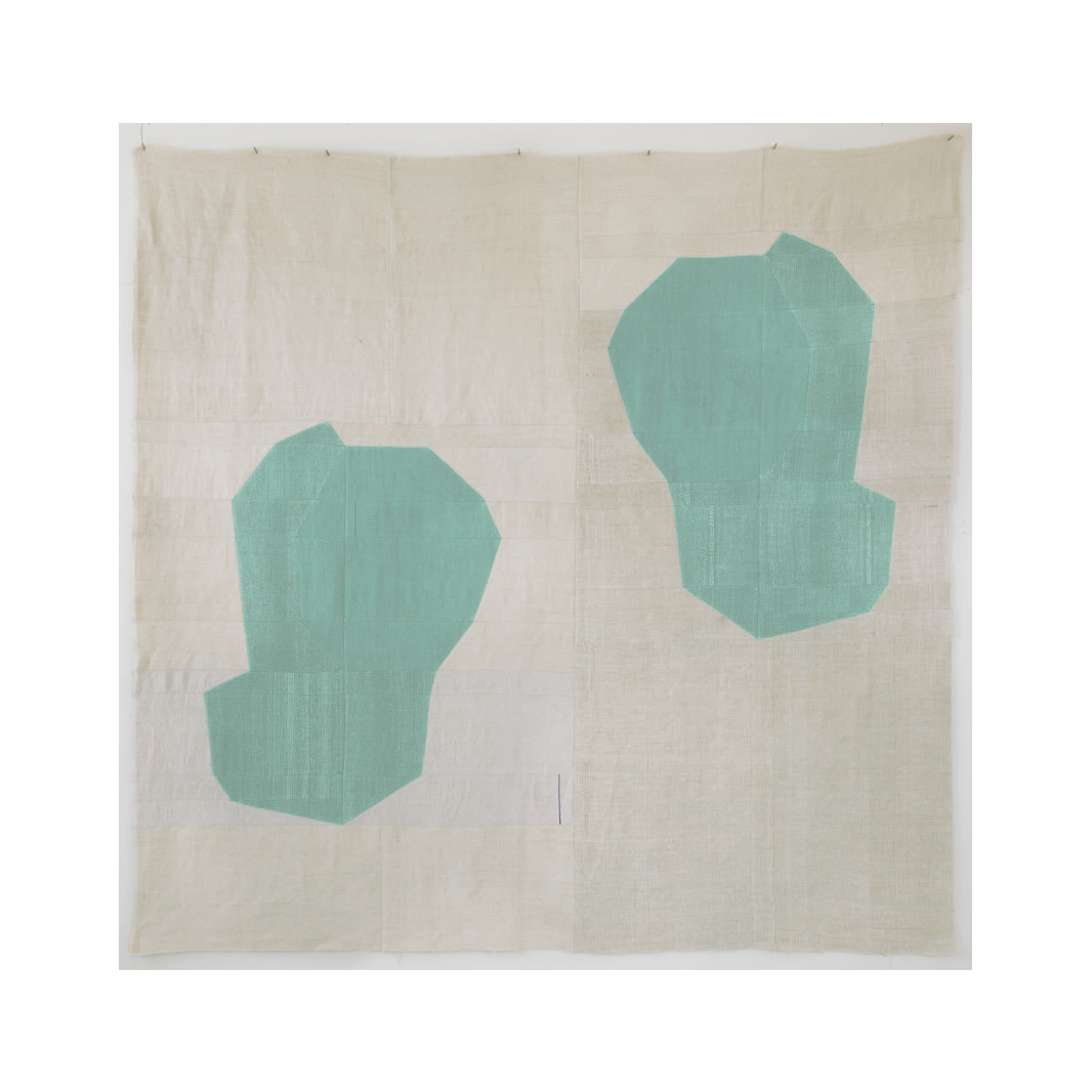 InaMatt Tapestry  Bud Pistache - InaMatt