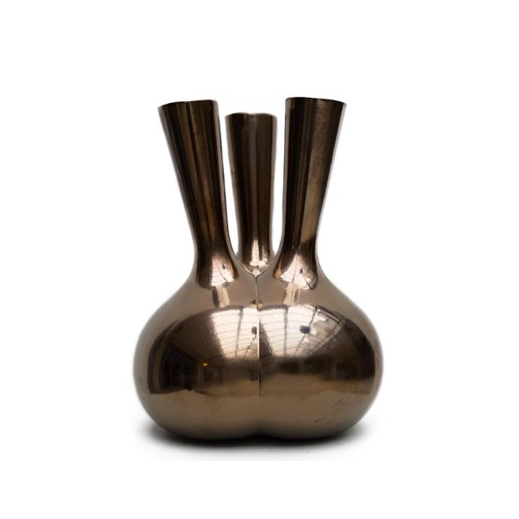 Cor Unum Mama vase brons - Roderick Vos x Cor Unum