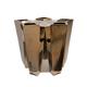 Cor Unum JVDV-A1 vaas brons - Bas van Beek x Cor Unum