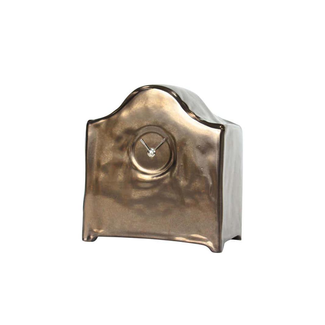 Kiki van Eijk Soft Clock brons - Kiki van Eijk