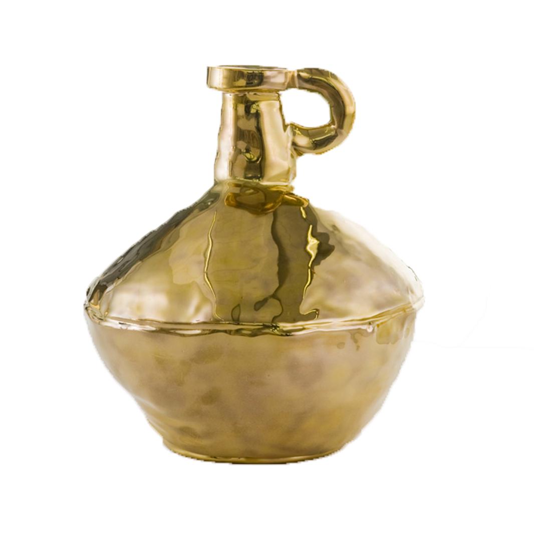 Kiki van Eijk Soft Vessel goud - Kiki van Eijk