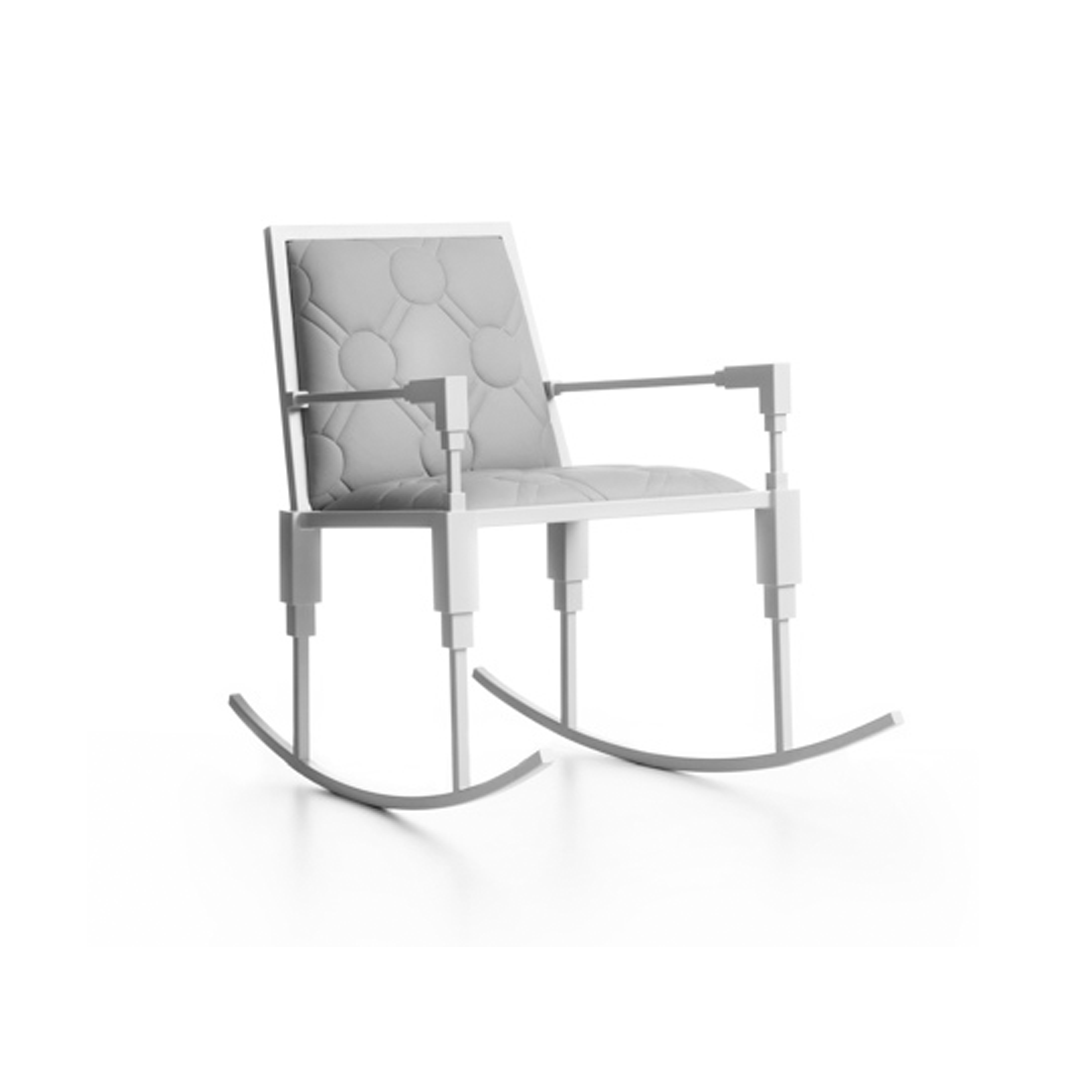 Kiki van Eijk Quilt chair - Kiki van Eijk