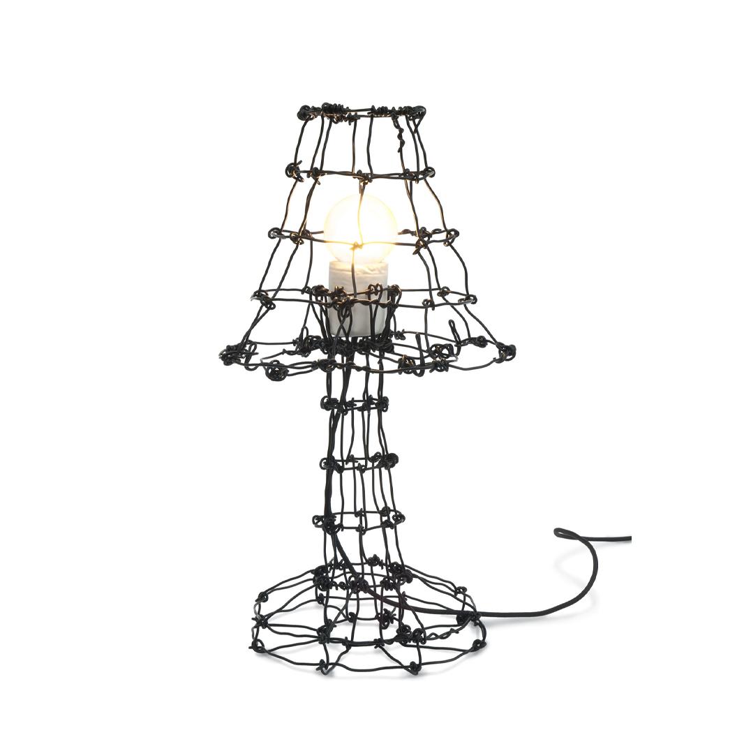 Kiki van Eijk Floating Frames tafellamp zwart - Kiki van Eijk