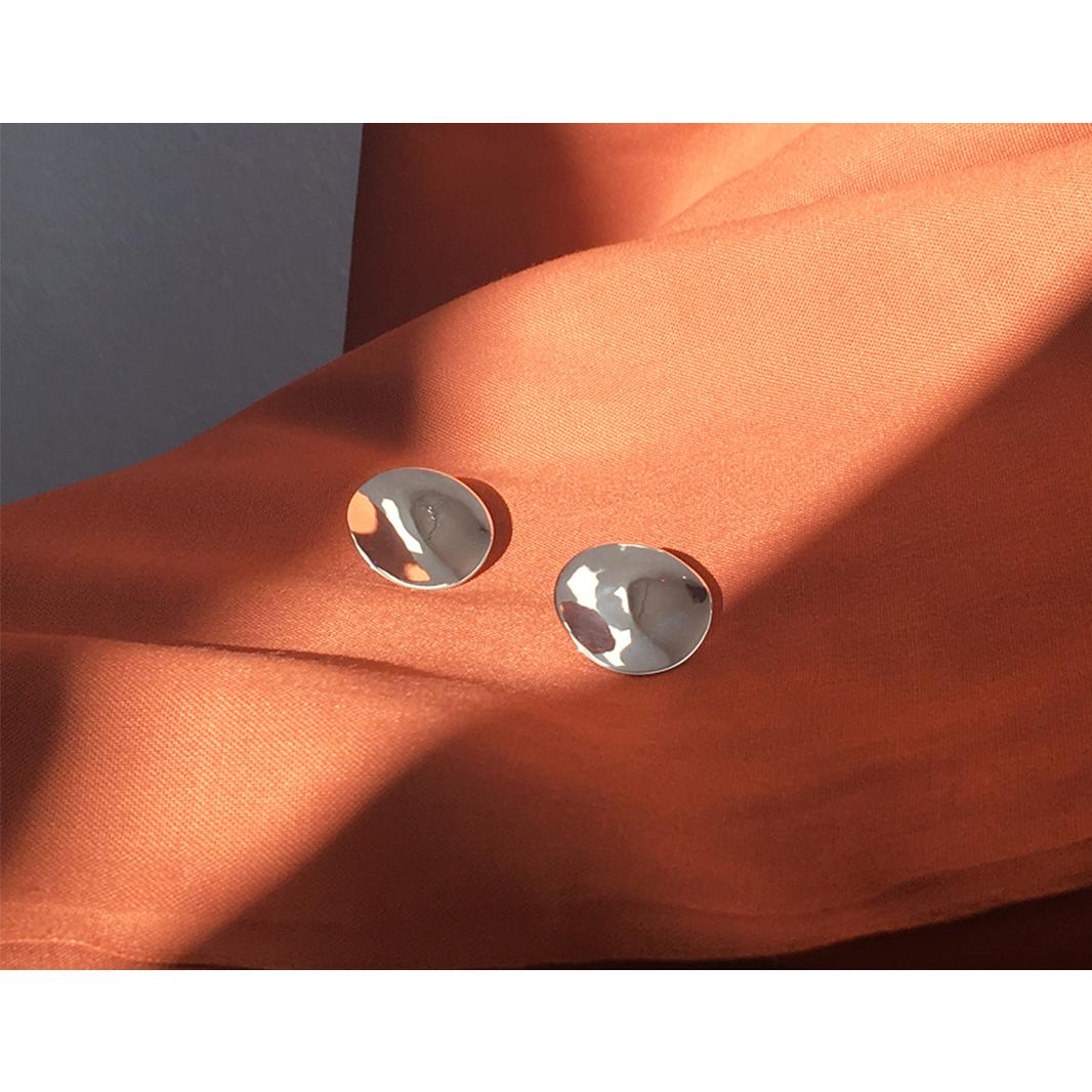 Les Matins Lumiere Oorbellen sterling zilver - Les Matins Lumière