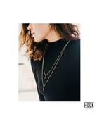 THE DROP STATEMENT NECKLACE