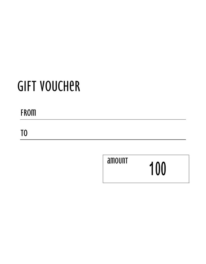 THE €100 VOUCHER