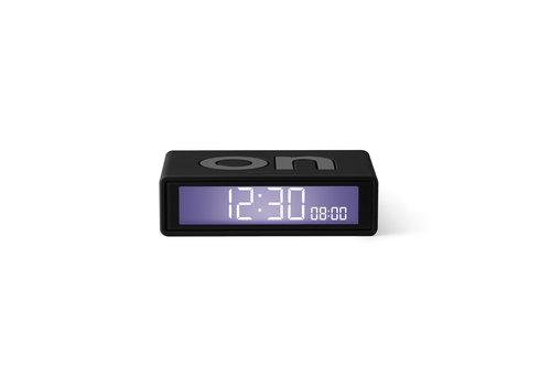 Lexon Flip LCD Alarm Clock